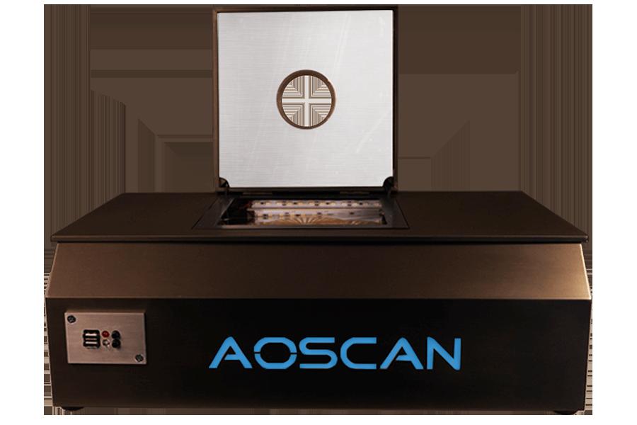 AO scan digital body analyzer